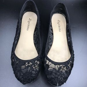 Zigisoho sandals shoes black Zigi soho